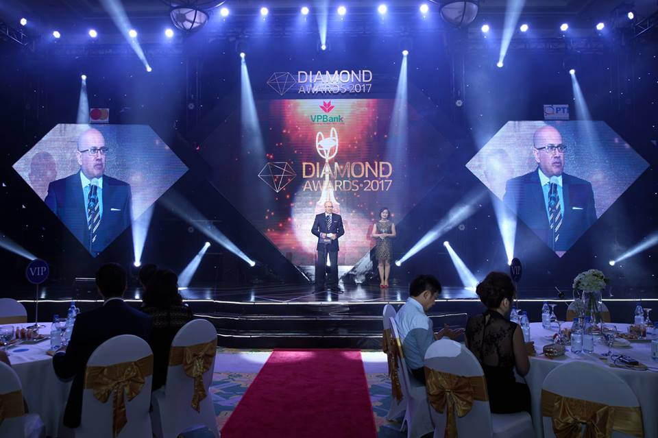 VPBank Diamond Award 2017